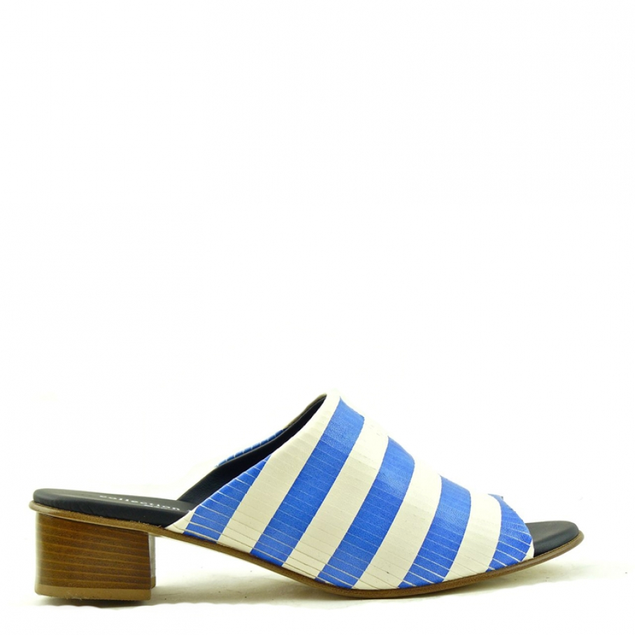 Collection Privee - Collection Privee mule stripe