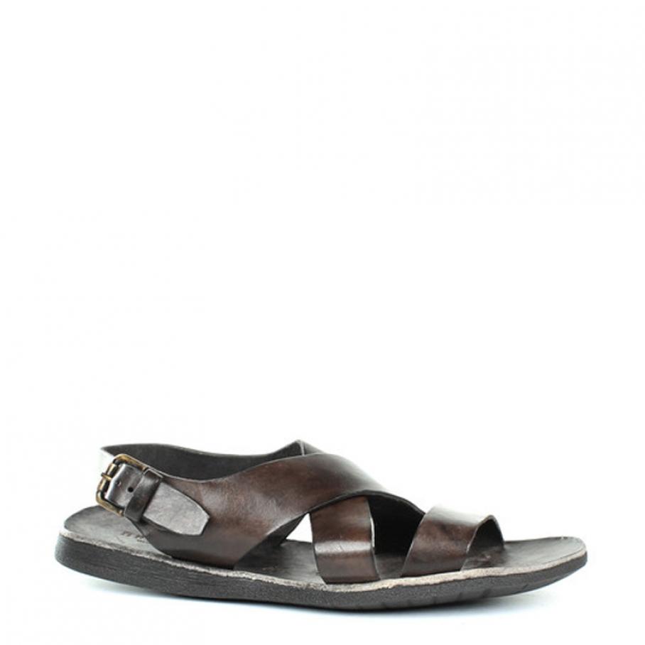 Brador - Brador sandal 46518 brown