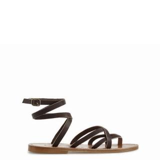 K.Jacques St.Tropez - K.Jacques sandal Zenobie noir