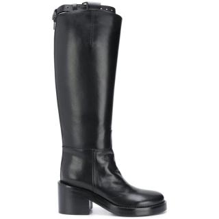 Ann Demeulemeester - Ann Demeulemeester high boot black