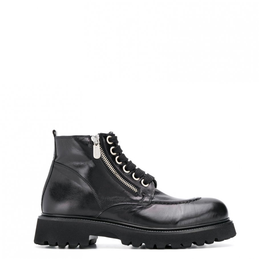 Rocco P. - Rocco P. lace-up boot 7607