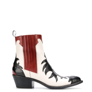 Sartore - Sartore multicolor western boot