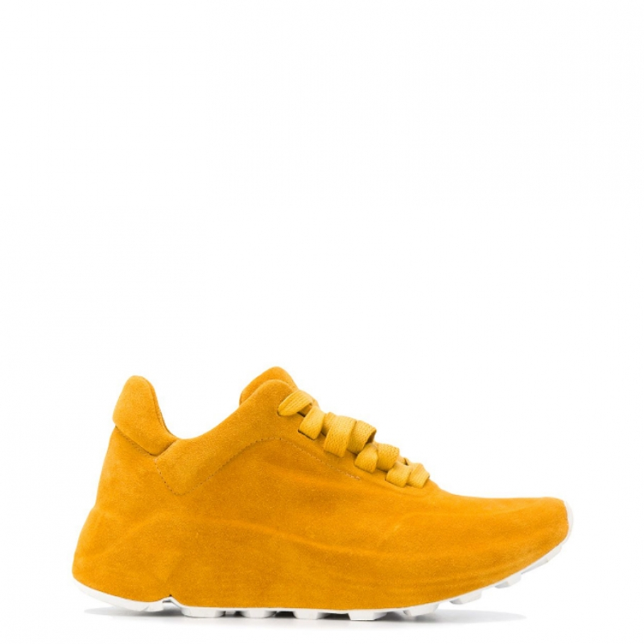 Del Carlo - Del Carlo sneaker 10651 ocre