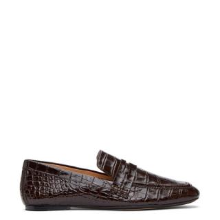 Joseph - Joseph loafer croco brown