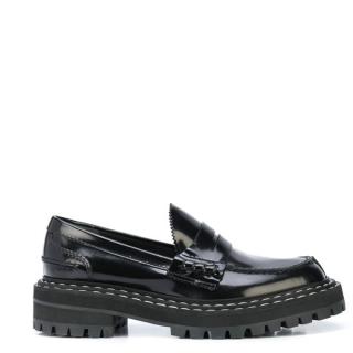 Proenza Schouler - Proenza Schouler black loafer
