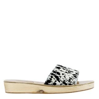 Ancient Greek Sandals - Ancient Greek Sandals Taygete pony splash