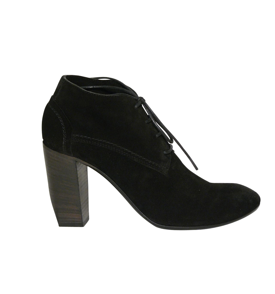 Costume National - lace-up shoe black