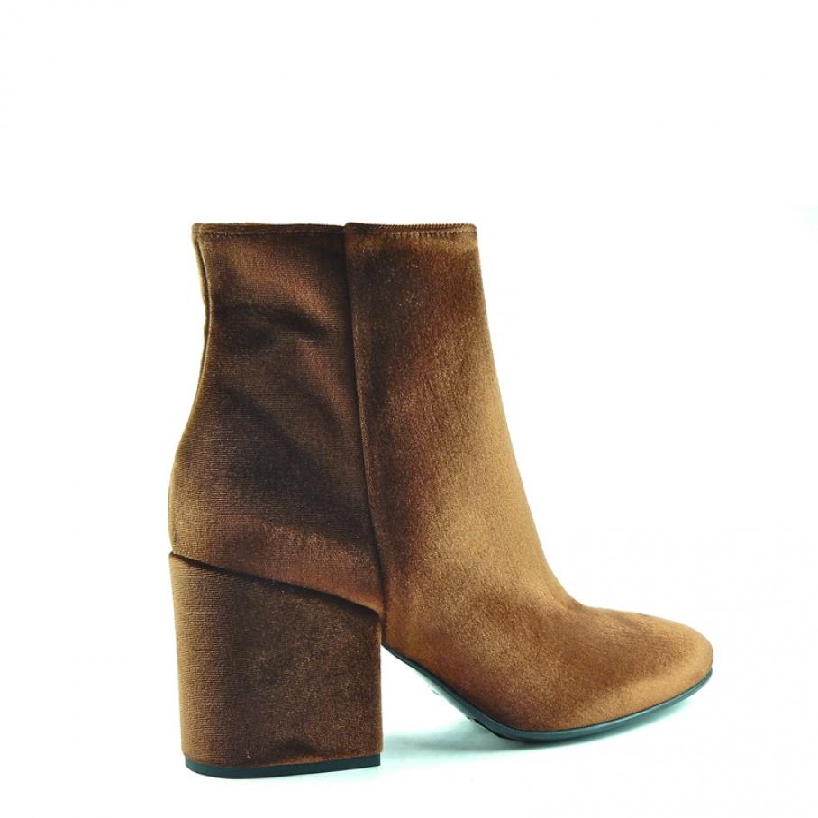 LUUKS - LUUKS velvet boot