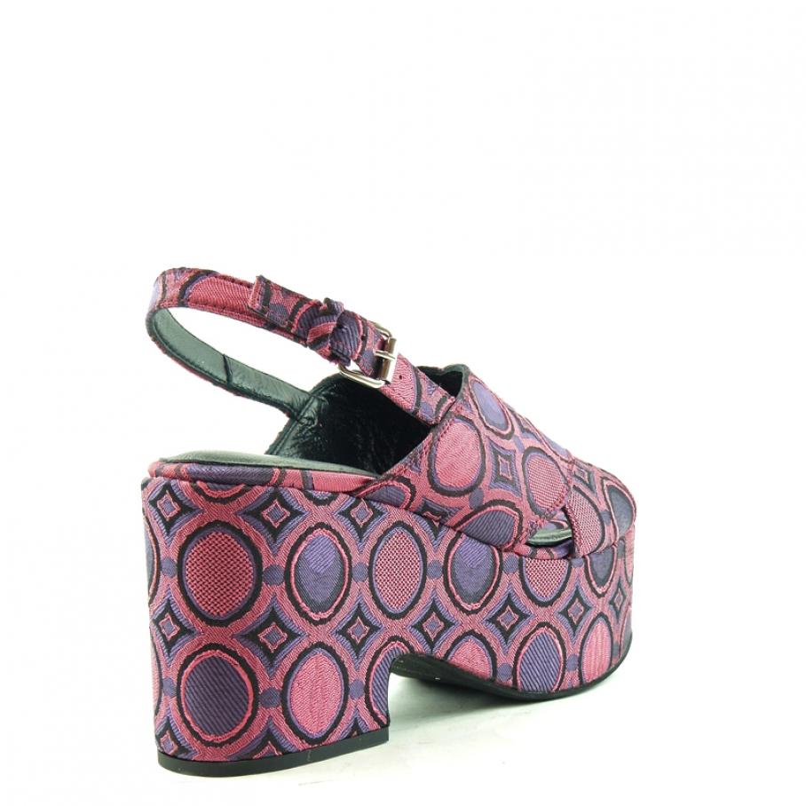 LUUKS - LUUKS platform sandal