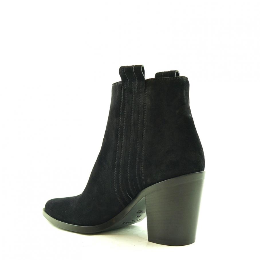 Sartore - Sartore western boot black