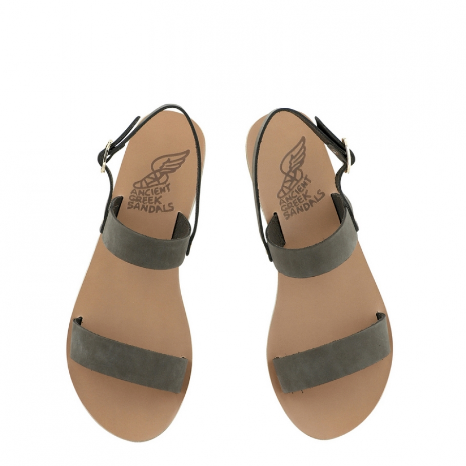 Ancient Greek Sandals - Ancient Greek Sandals Clio khaki