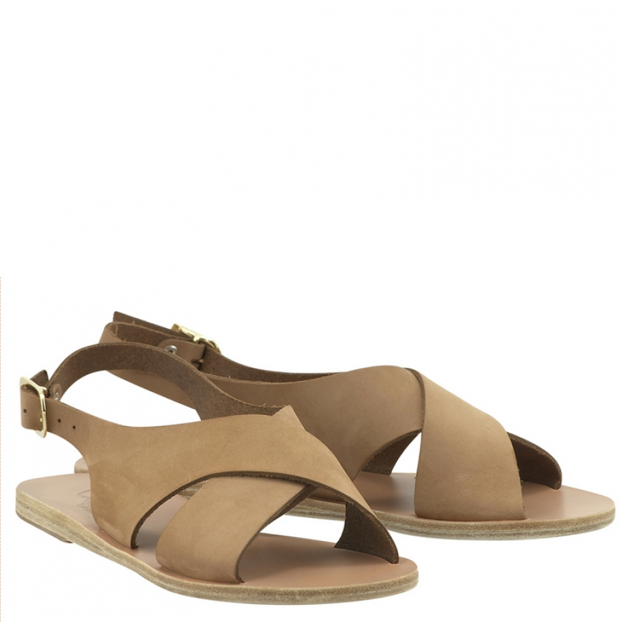 Ancient Greek Sandals - Ancient Greek Sandals Maria cappuccino