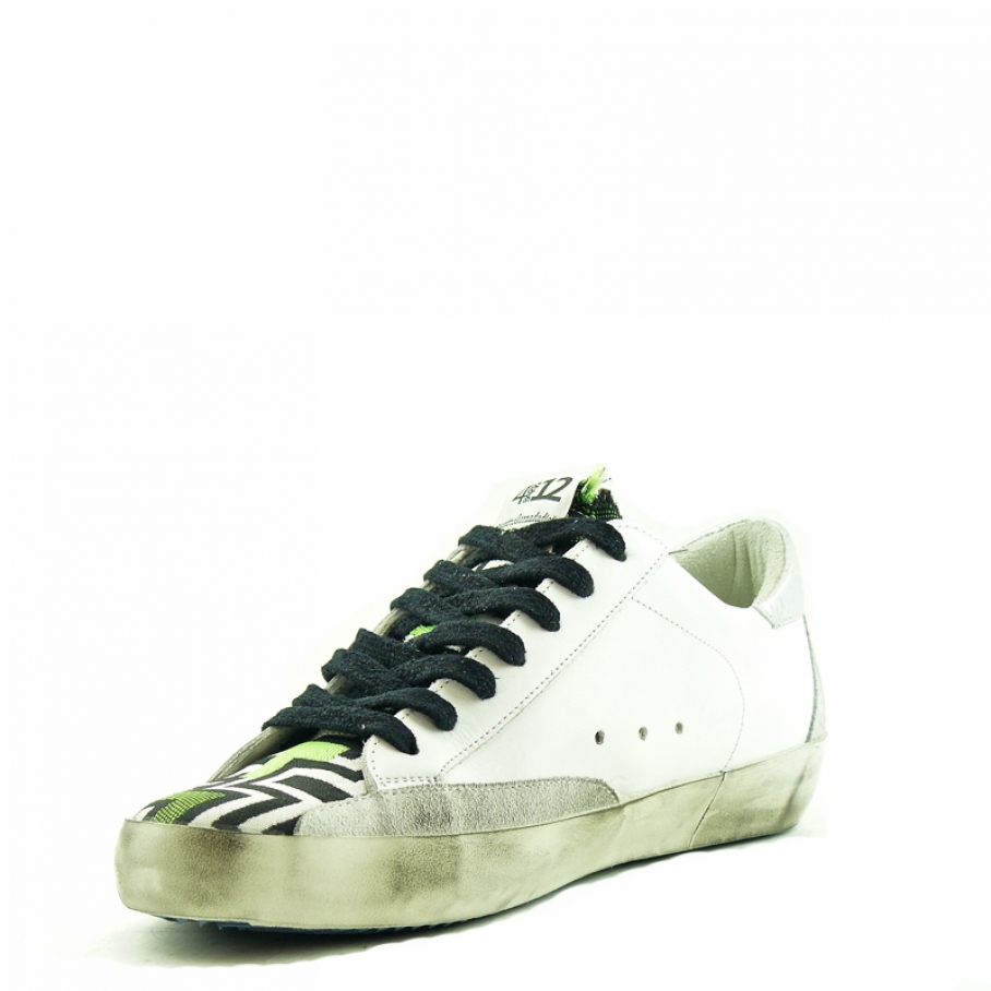 4Barra12 - 4Barra12 super star sneaker
