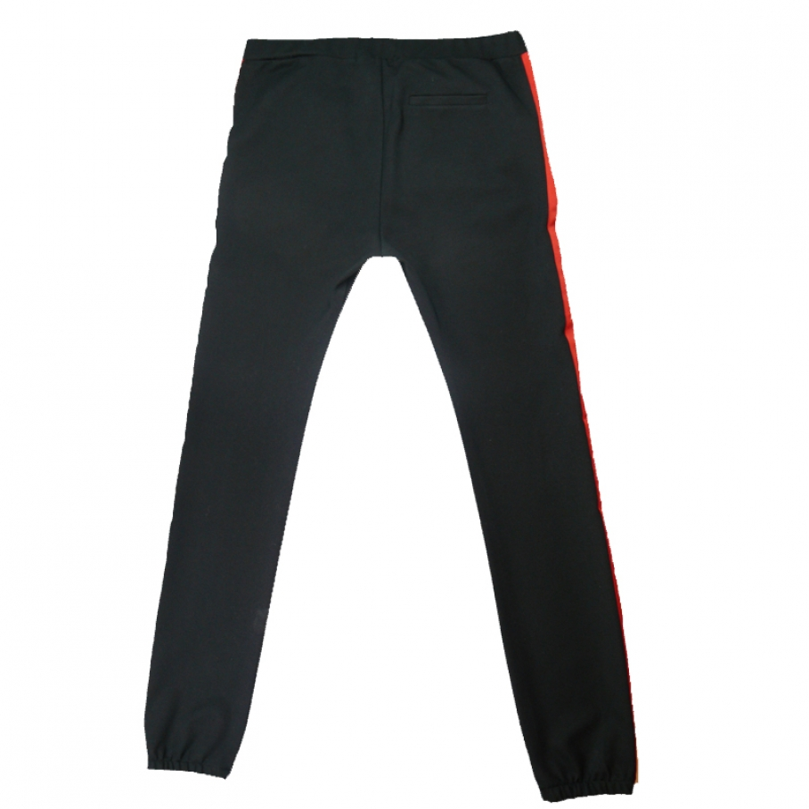 - ByNMBR perfect Pants black red