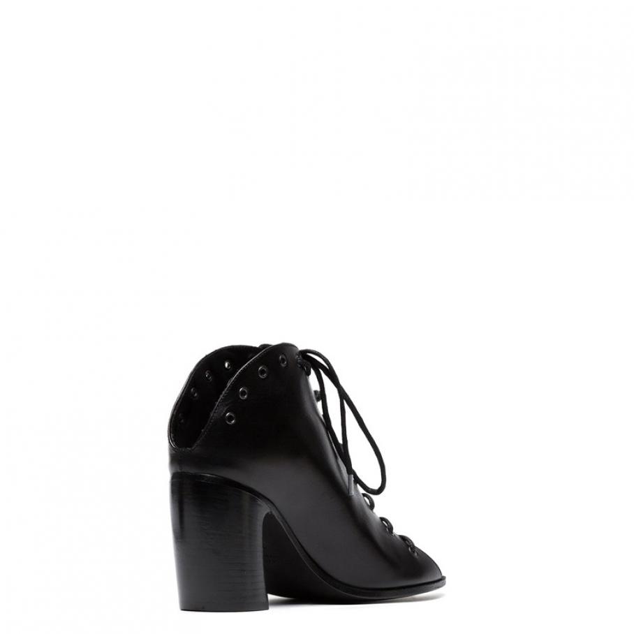Ann Demeulemeester - Ann Demeulemeester lace-up sandal