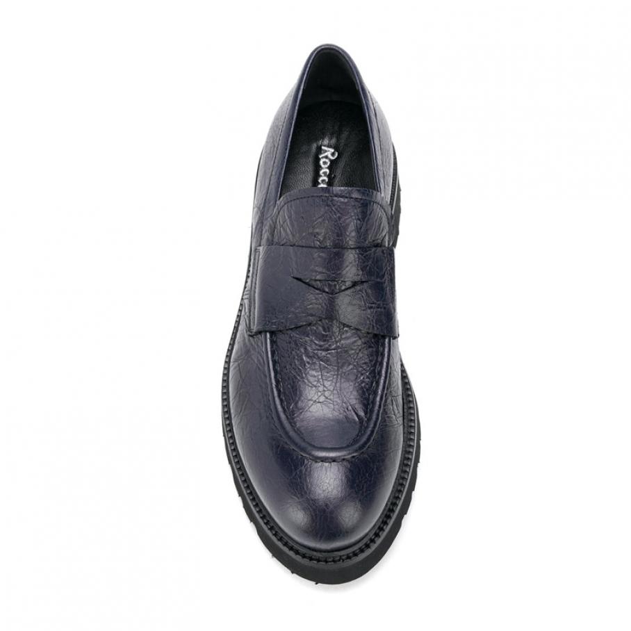 Rocco P. - Rocco P loafer blu 7606