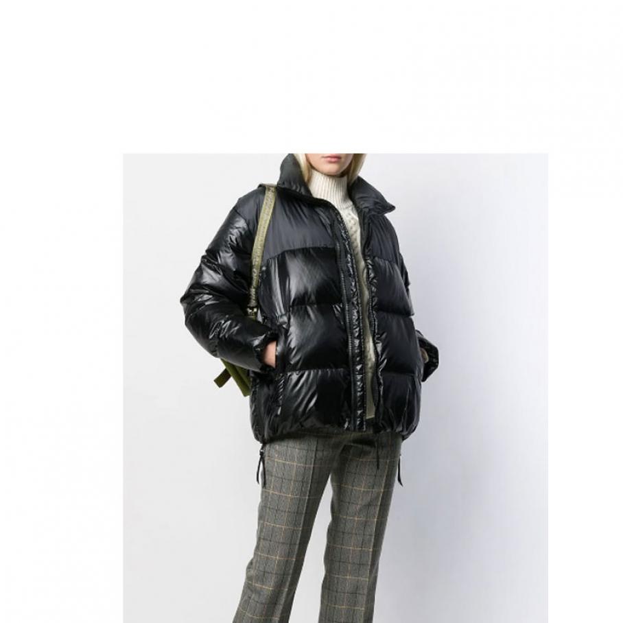 Tanaka - Tanaka down jacket T42 black