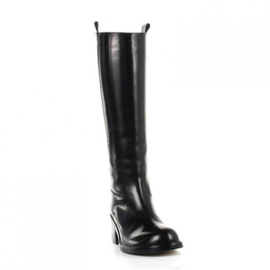A.F.vandeVorst - A.F.vandeVorst X010 black boot