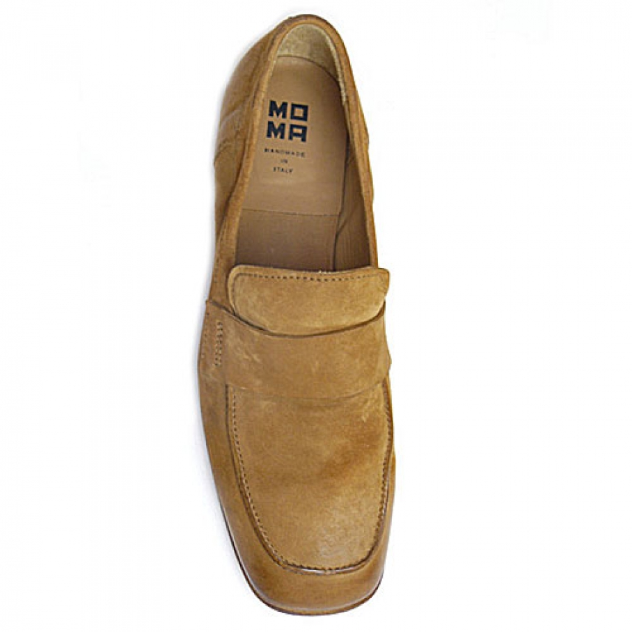 Moma - MOMA loafer brown