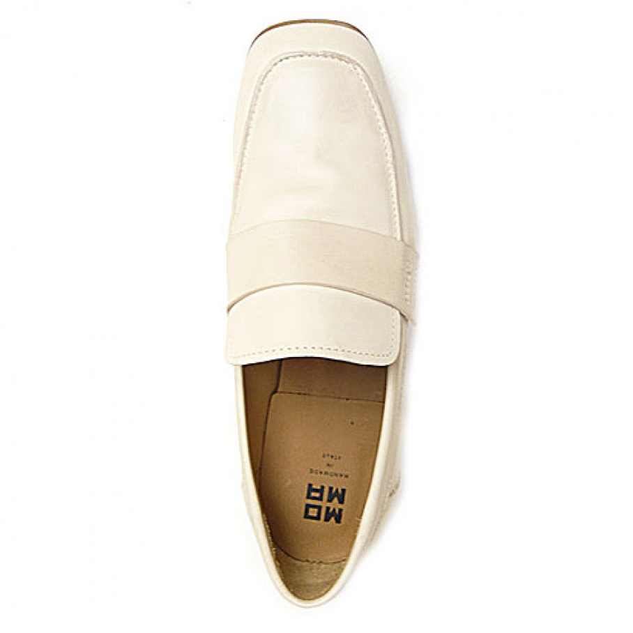 Moma - MOMA off- white loafers