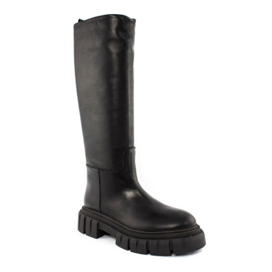 LUUKS - LUUKS black high boot